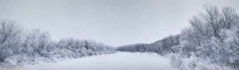 Зима - Grishkov S.M.