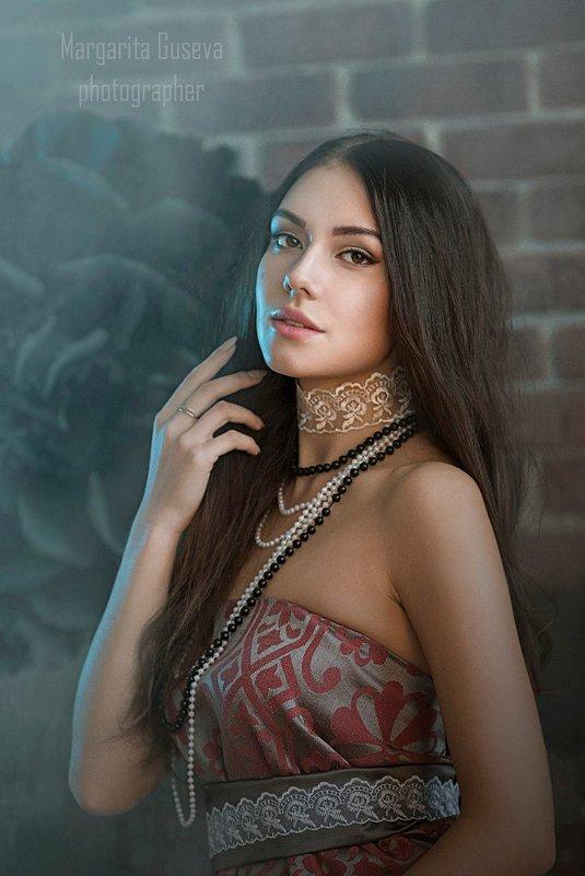 Королева - Маргарита Гусева
