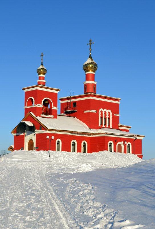 Церковь Всех Святых - Ольга