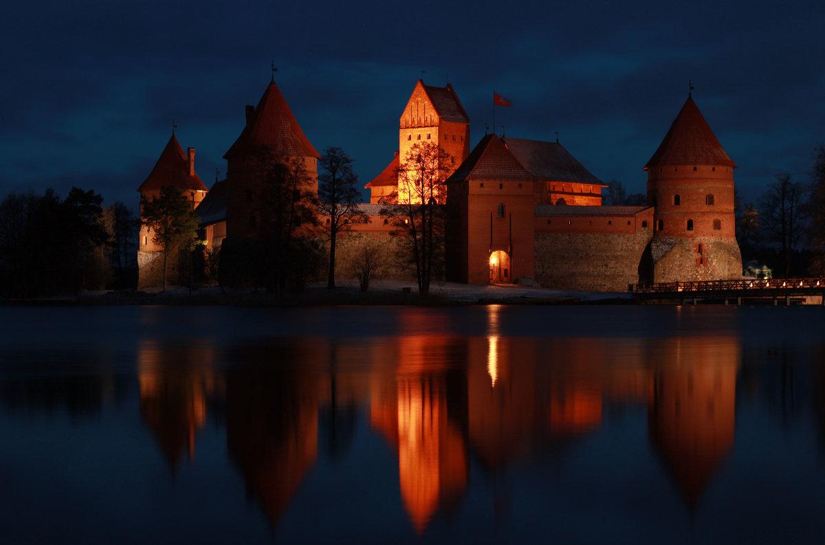 Тракайский замок - Alex Chilaj