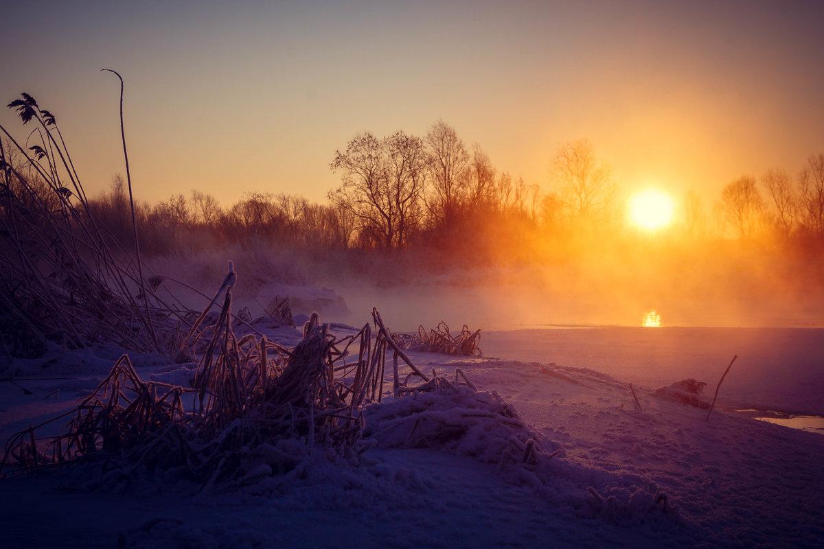 Рождественский рассвет - Алёнка Шапран