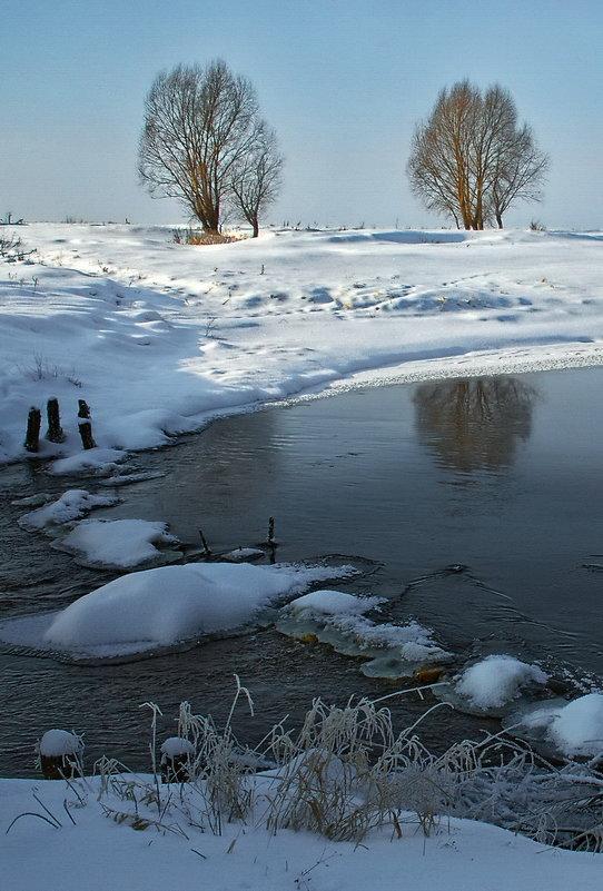 Судьба реки предсказана морозом... - Лесо-Вед (Баранов)