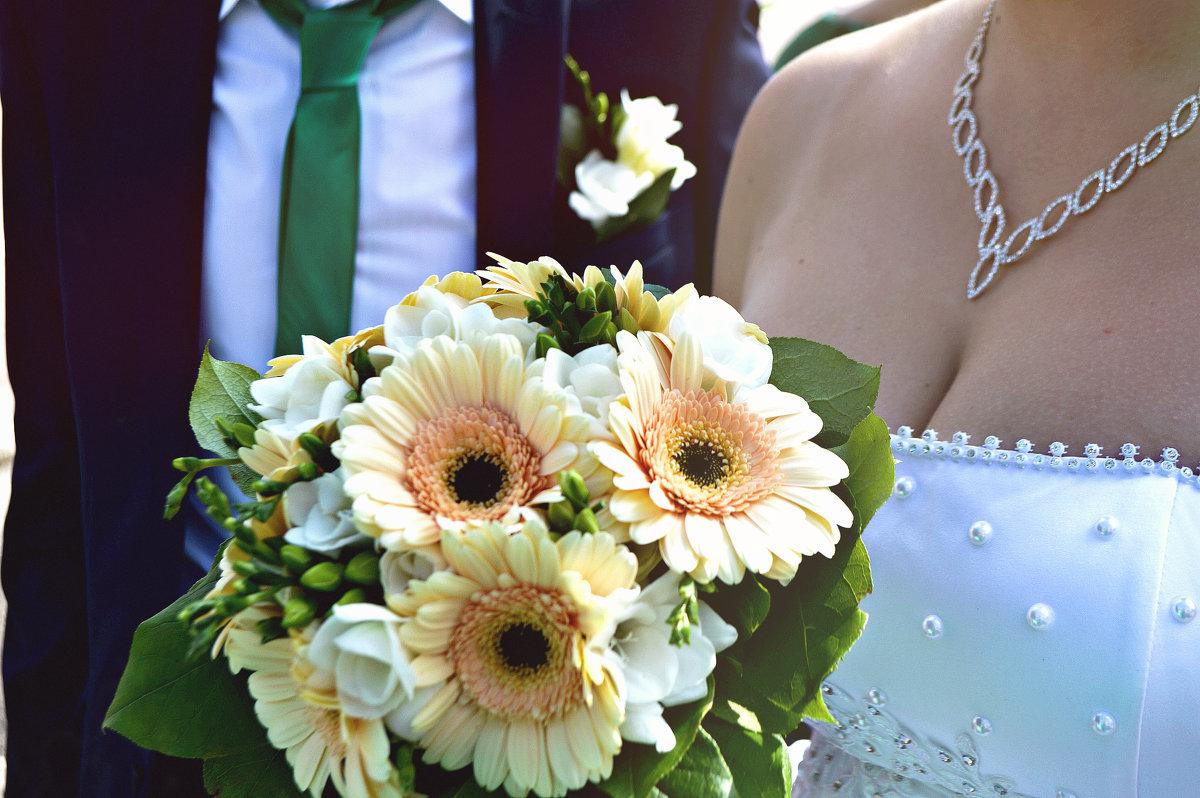 свадебные цветы - Natalie