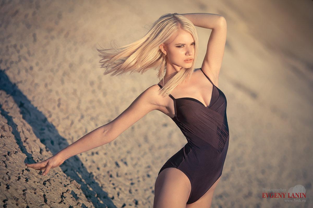 лето..пляж.. - Евгений Ланин
