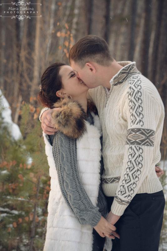 Love Story фотосессия: Анастасия и Василий - Мария Туркина
