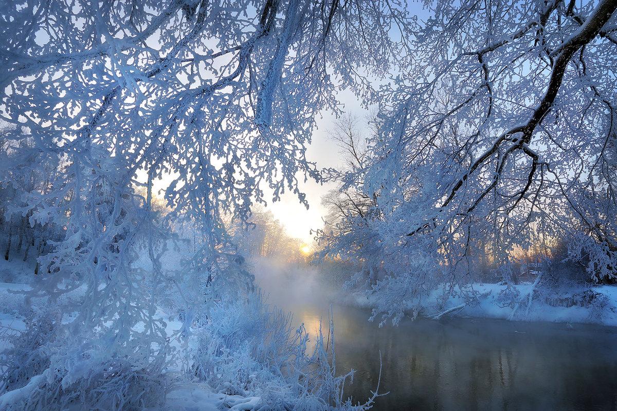 В закатной тишине... - Андрей Войцехов
