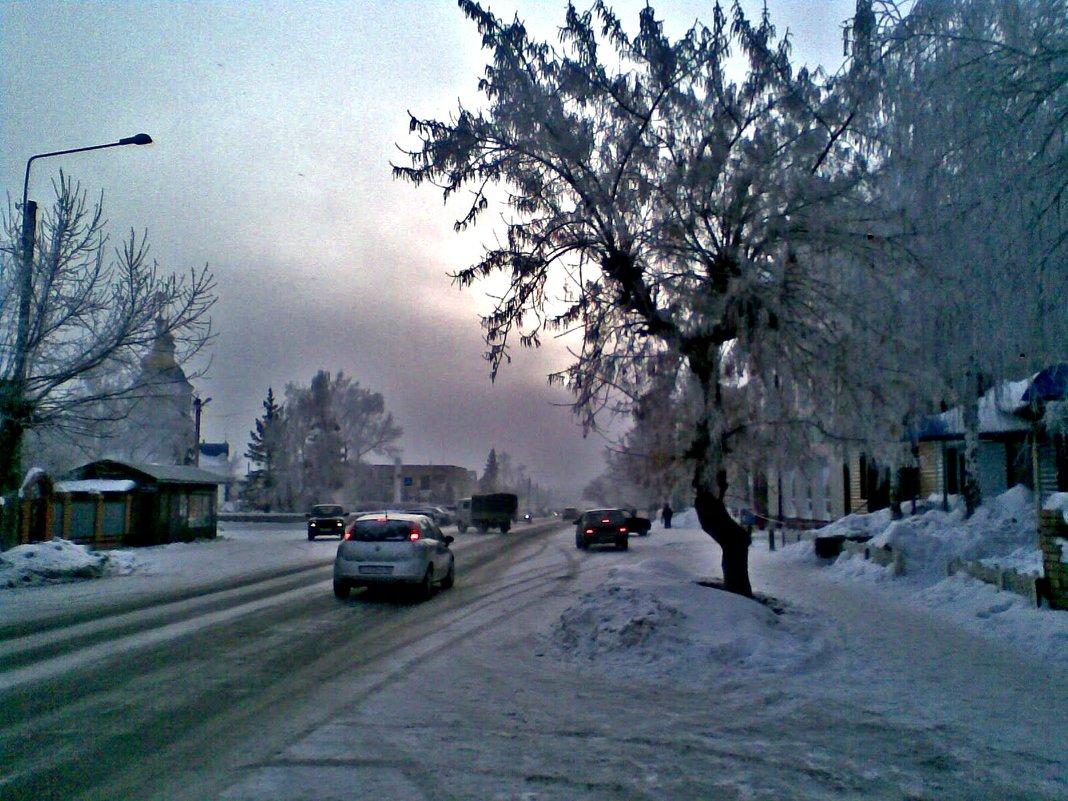 Зимнее утро... - Владимир Мельнов