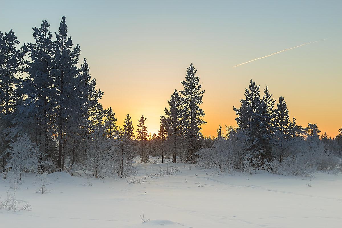 Рассвет после полярной ночи - ВЛАДИМИР