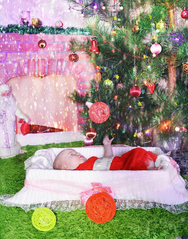 Новогодняя принцесска) - Любовь