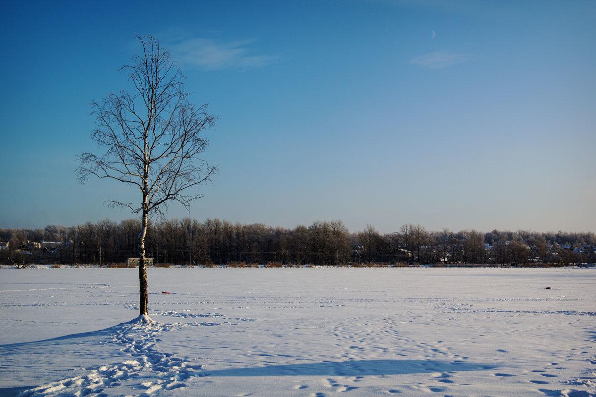 В январе - Aнна Зарубина
