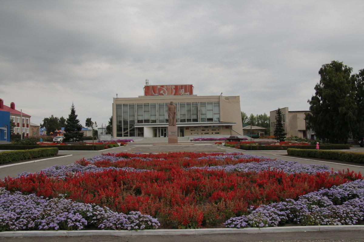Мамонтово - Олег Афанасьевич Сергеев