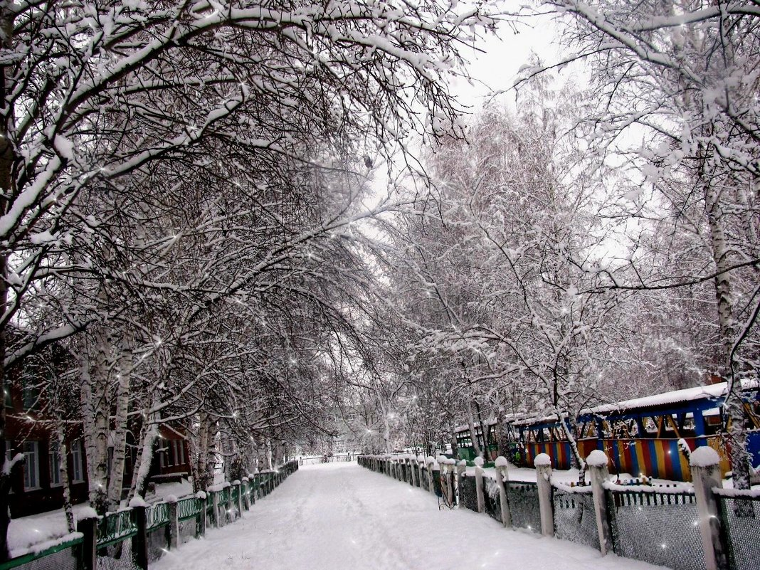 Зима - Наталья Петровна Власова