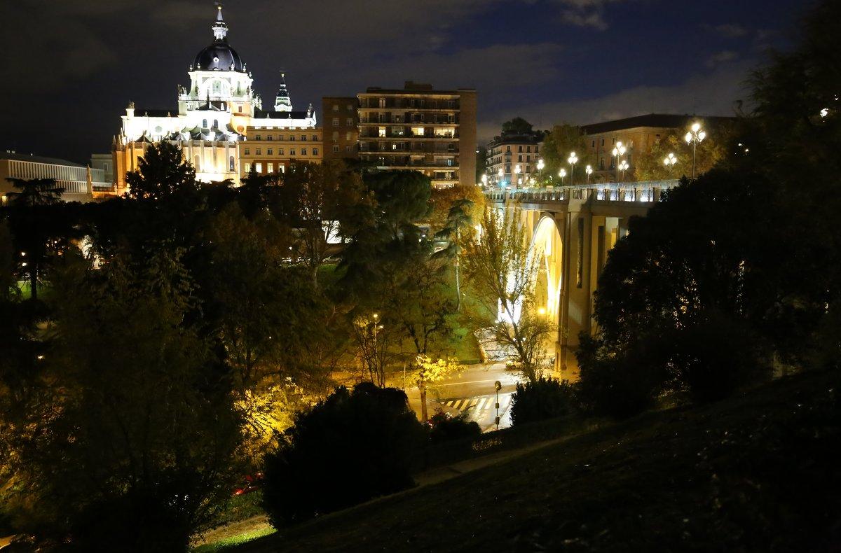 Мадрид вечером - Александр Бритшев