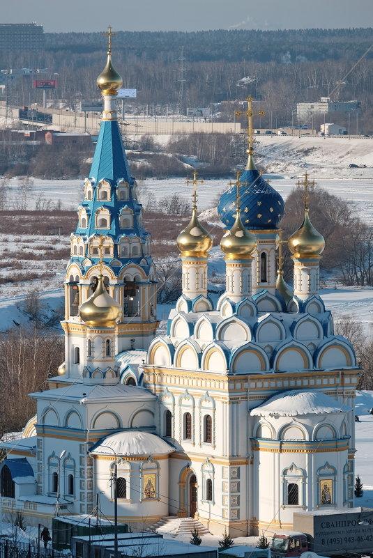 Храм - Валерий Судачок