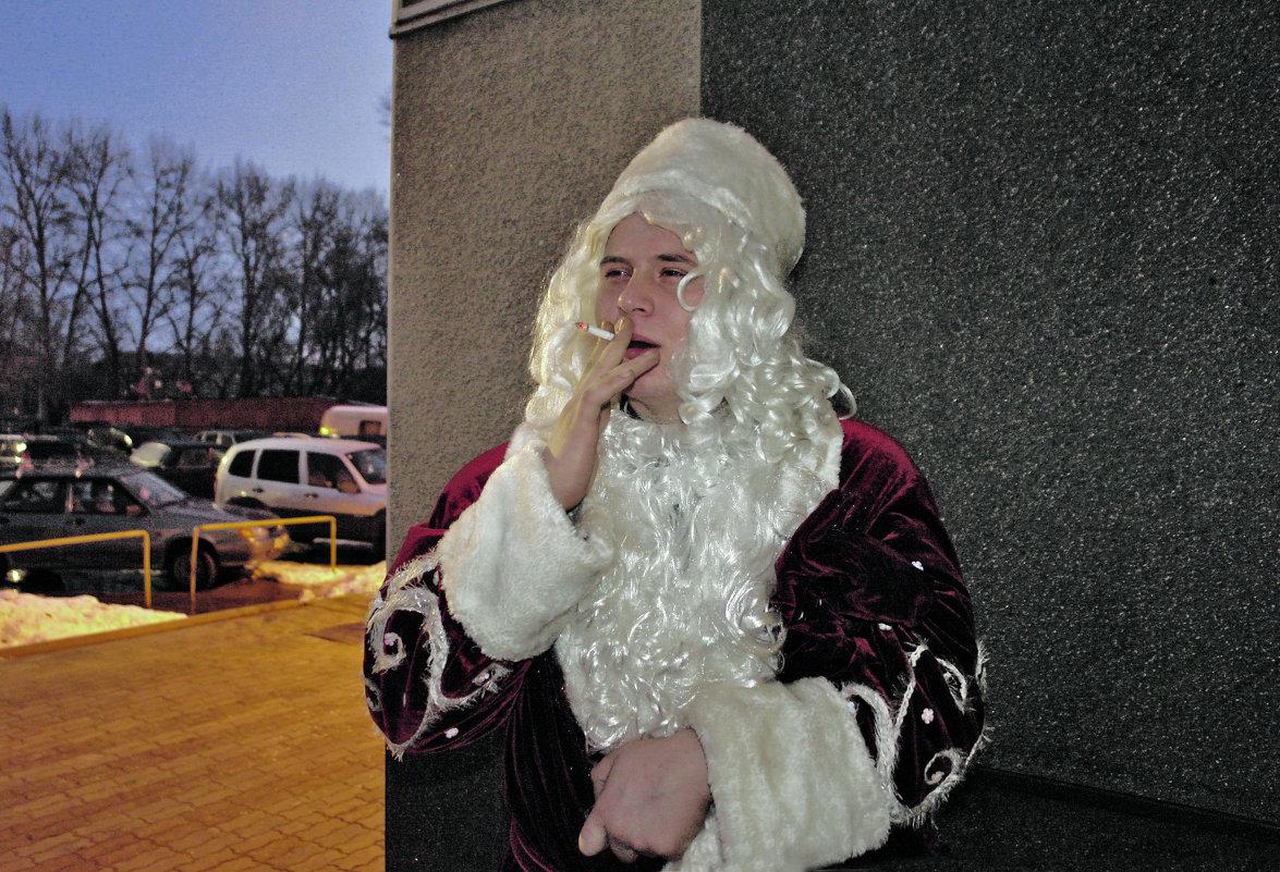 Достал праздник... - Александр Силинский