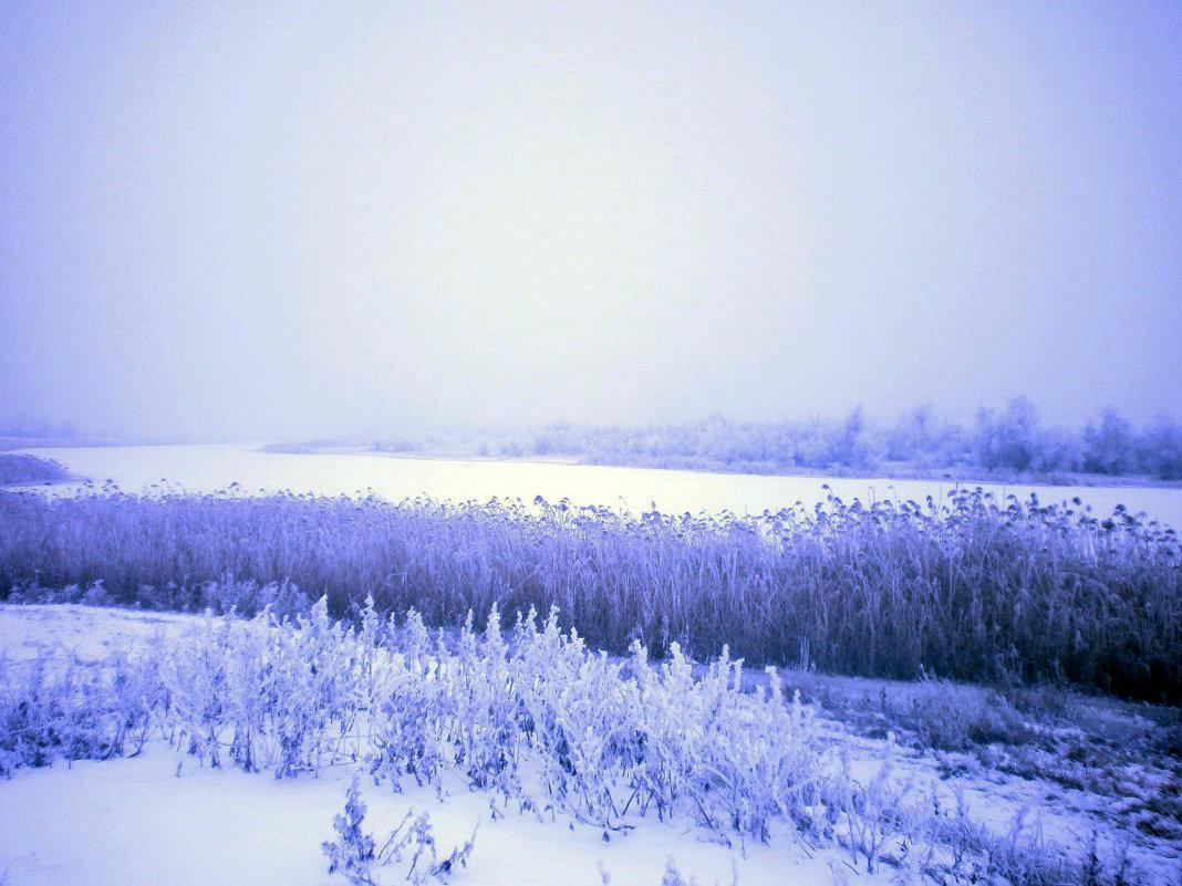 Река подо льдом - mAri
