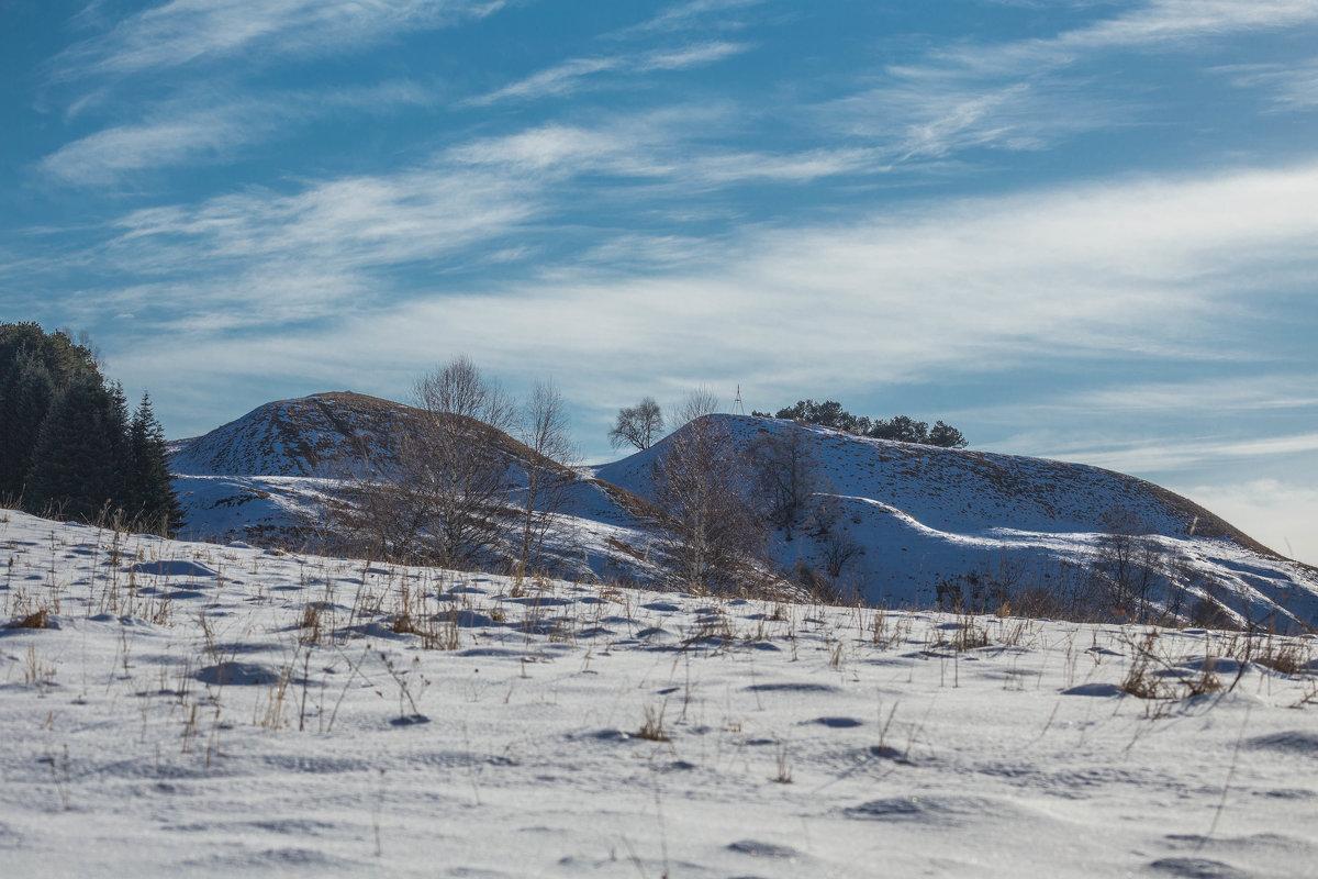 Гора Малое Седло - Александр Малышев