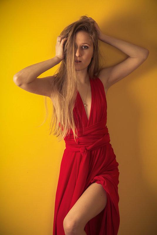 Краски - Елена Родионова