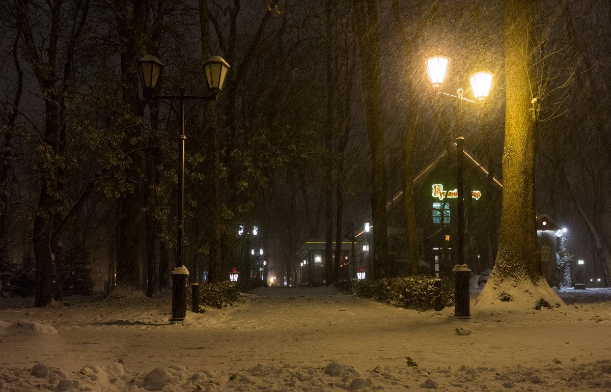 Первый снег - Олег Козлов