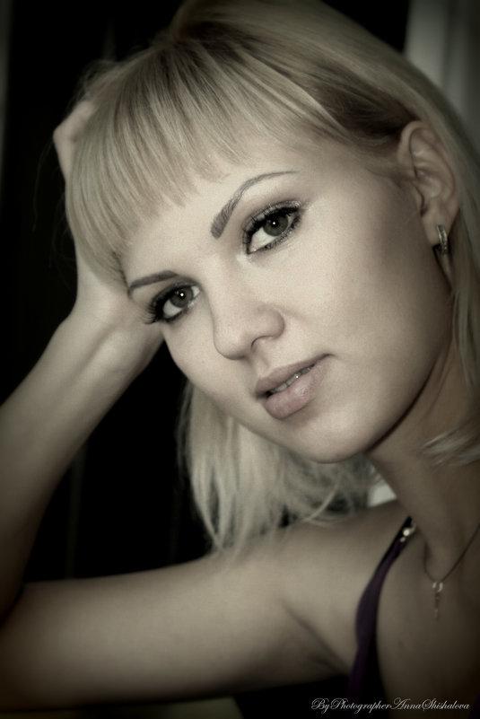 моделька - Анна Шишалова