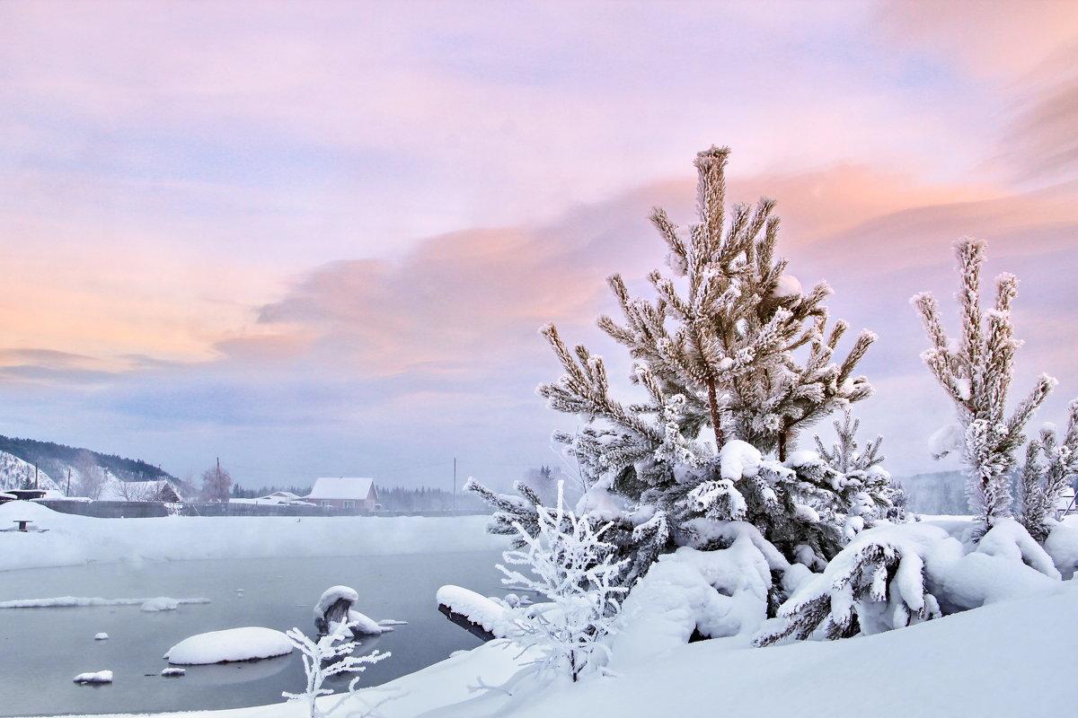 утренние зарисовки зимы... - Александр