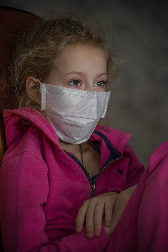Вирус воздух заряжает и легко всех заражает... - Ирина Данилова