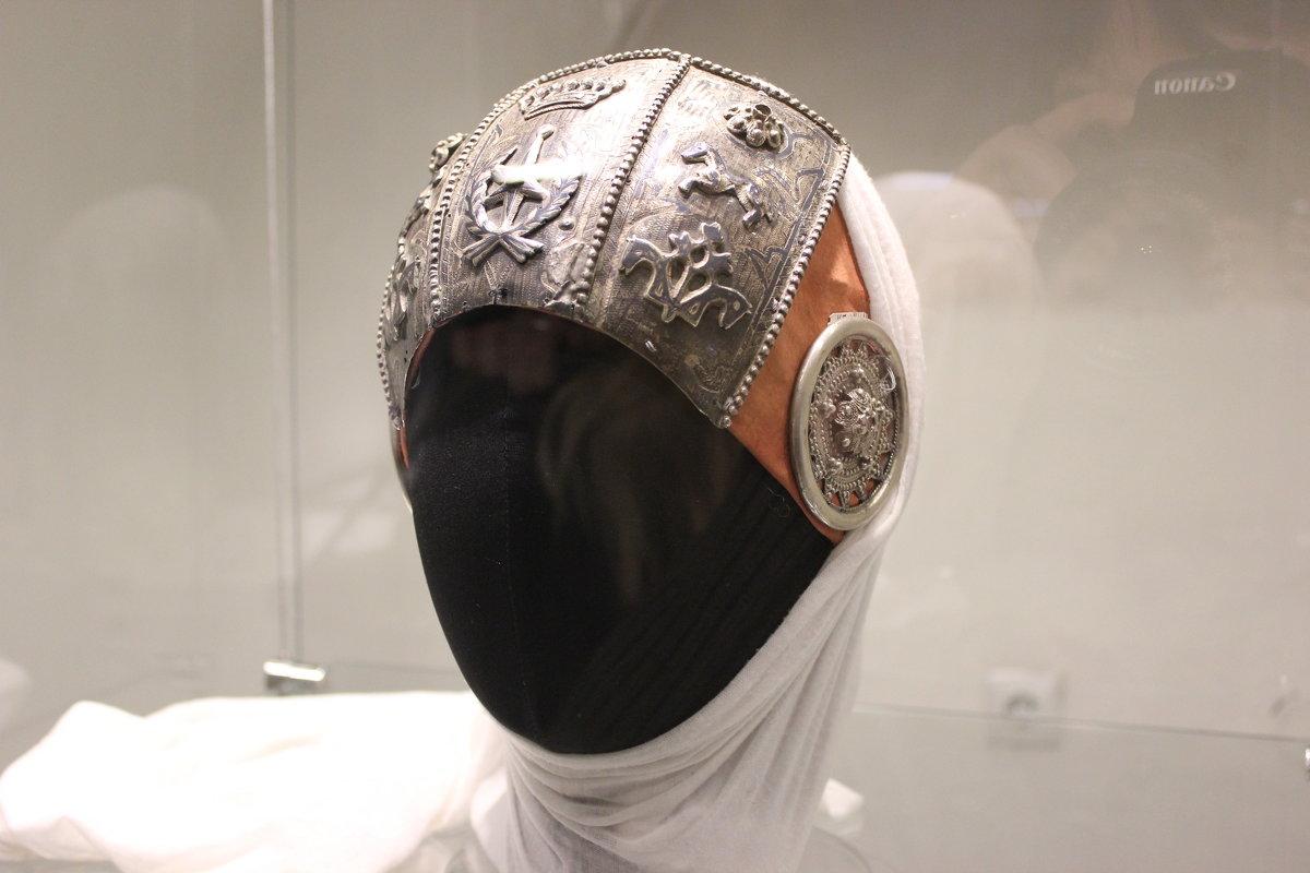 Дагестанский головной убор - Марина Домосилецкая