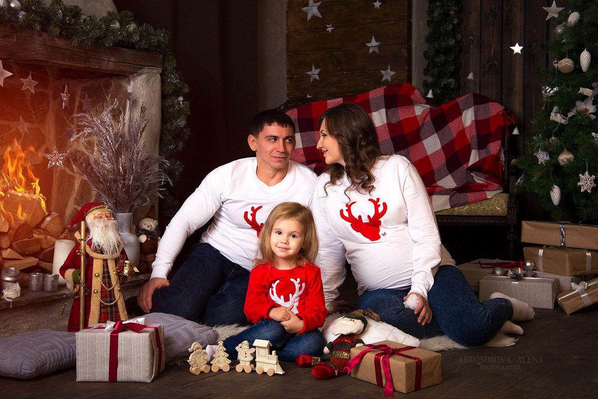 Семейная фотосессия - Алёна Абросимова