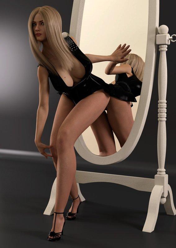 Зеркало2 - Алекс