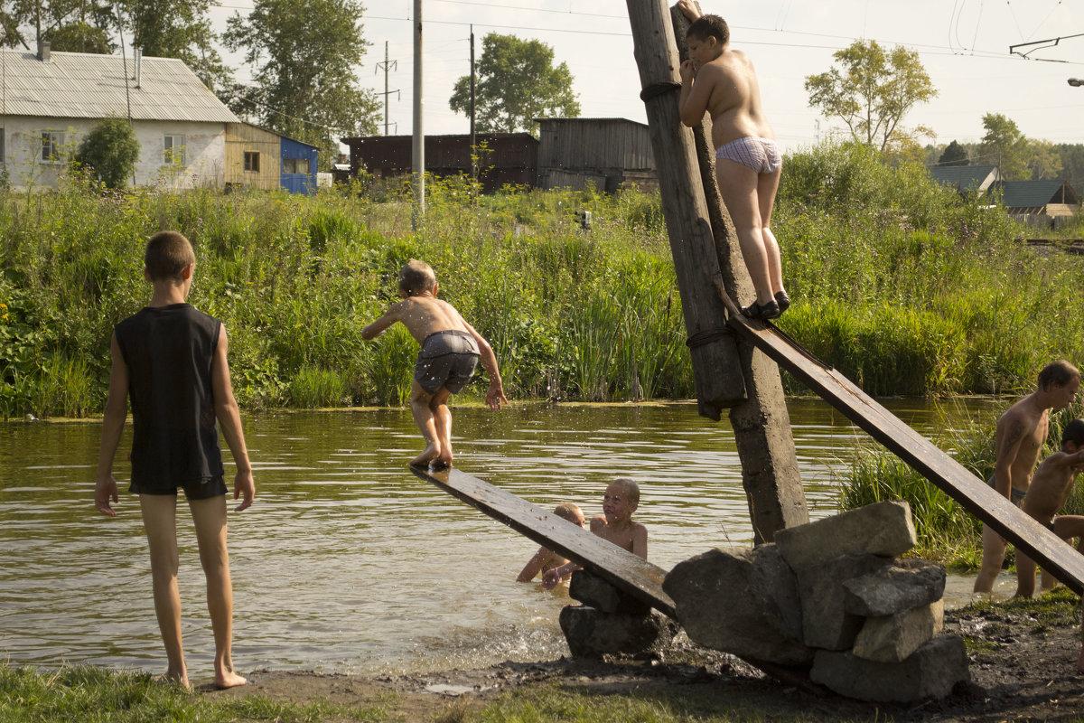 летние каникулы - Ольга Грязных