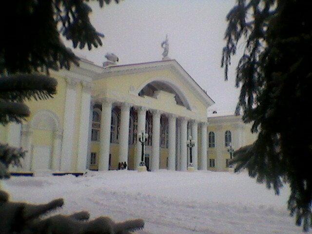 Зима - Миша Любчик