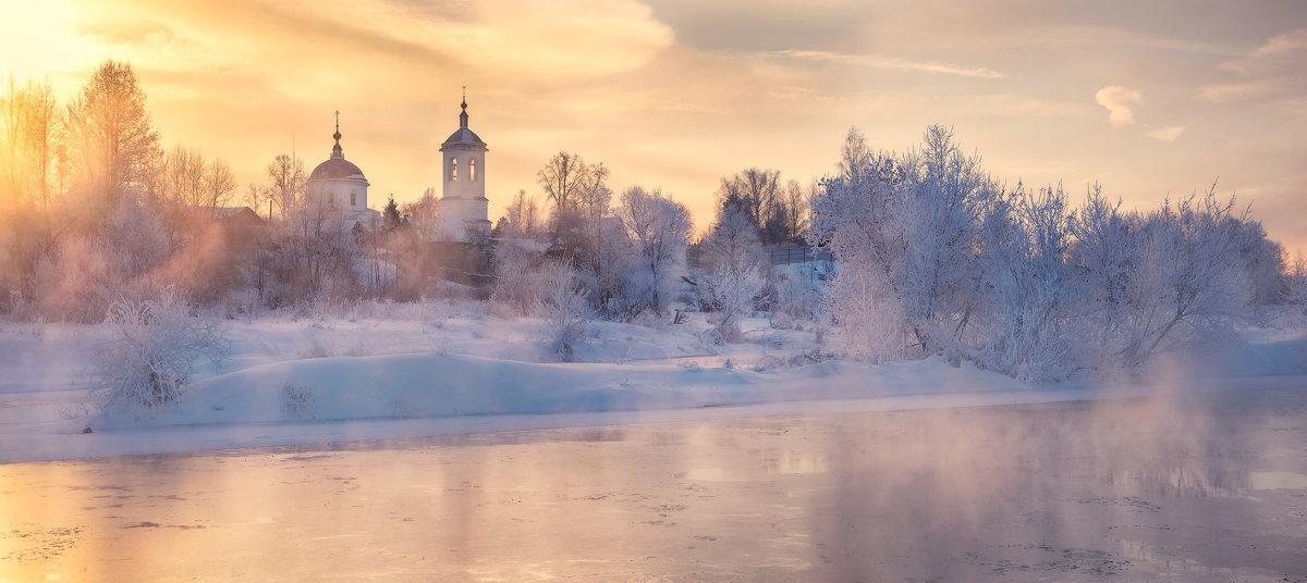 Русские морозы... - Roman Lunin