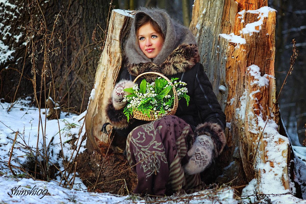 Зимняя сказка - Тамара Рубанова