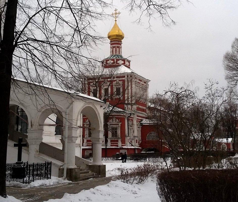Успенская церковь - Вера (makivera)