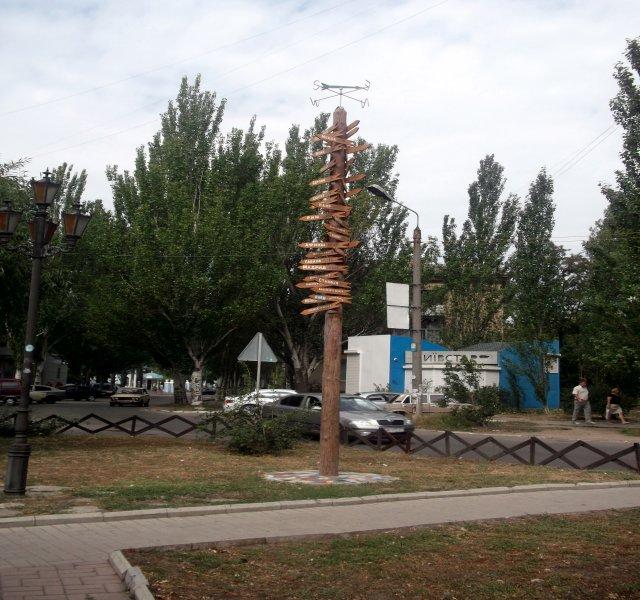 Указатель для гостей города - Svetlana Lyaxovich