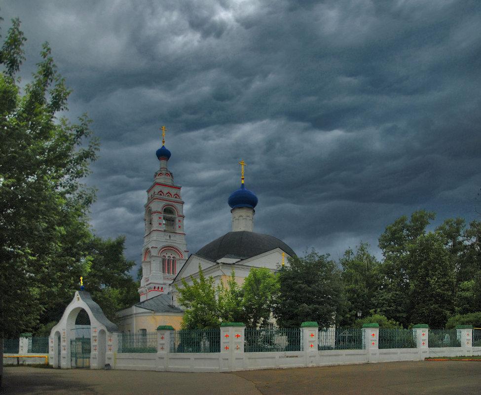 Беспокойное небо - sergej-smv
