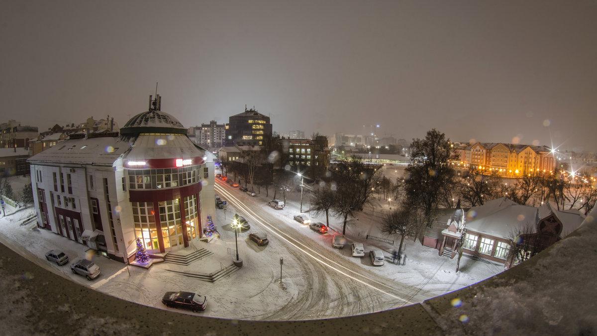 Зима ... в провинции . - Роман Шершнев