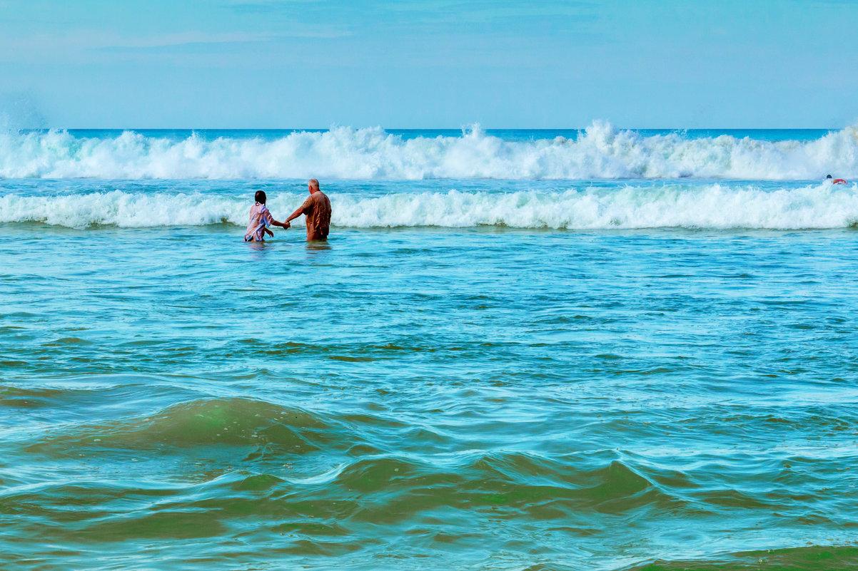 Идущие к волнам - Андрей Кузнецов