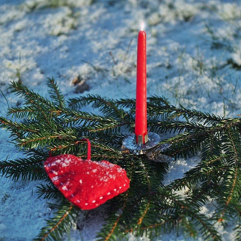Поздравляю со Старым Новым Годом! - Swetlana V