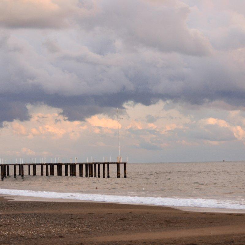 прогулка по морю - Ирина