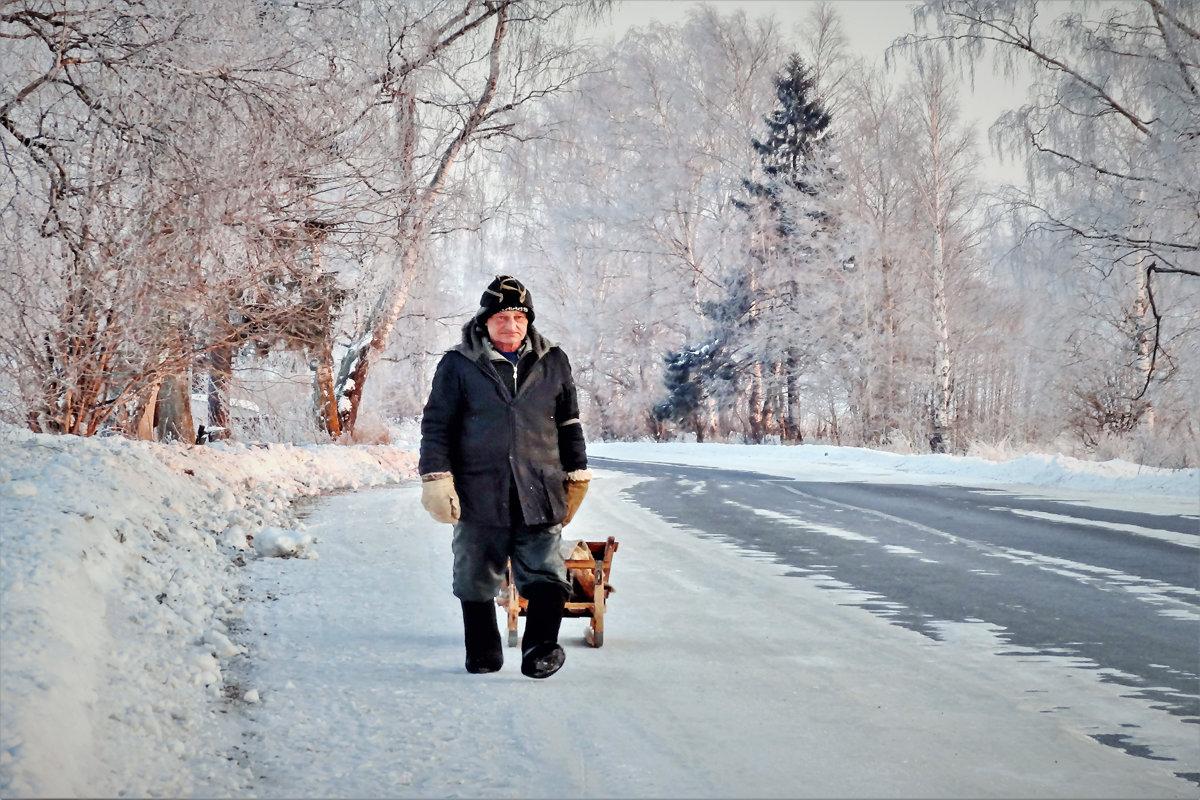 В дороге - Валерий Талашов