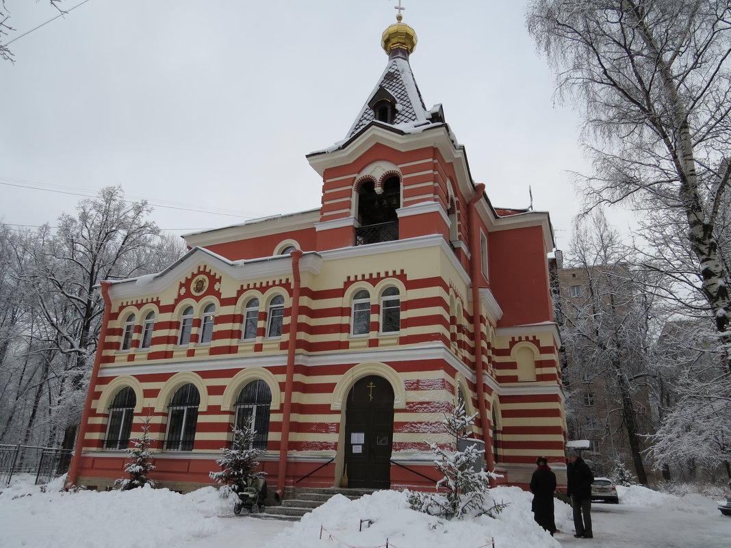 Церковь - Вера Щукина