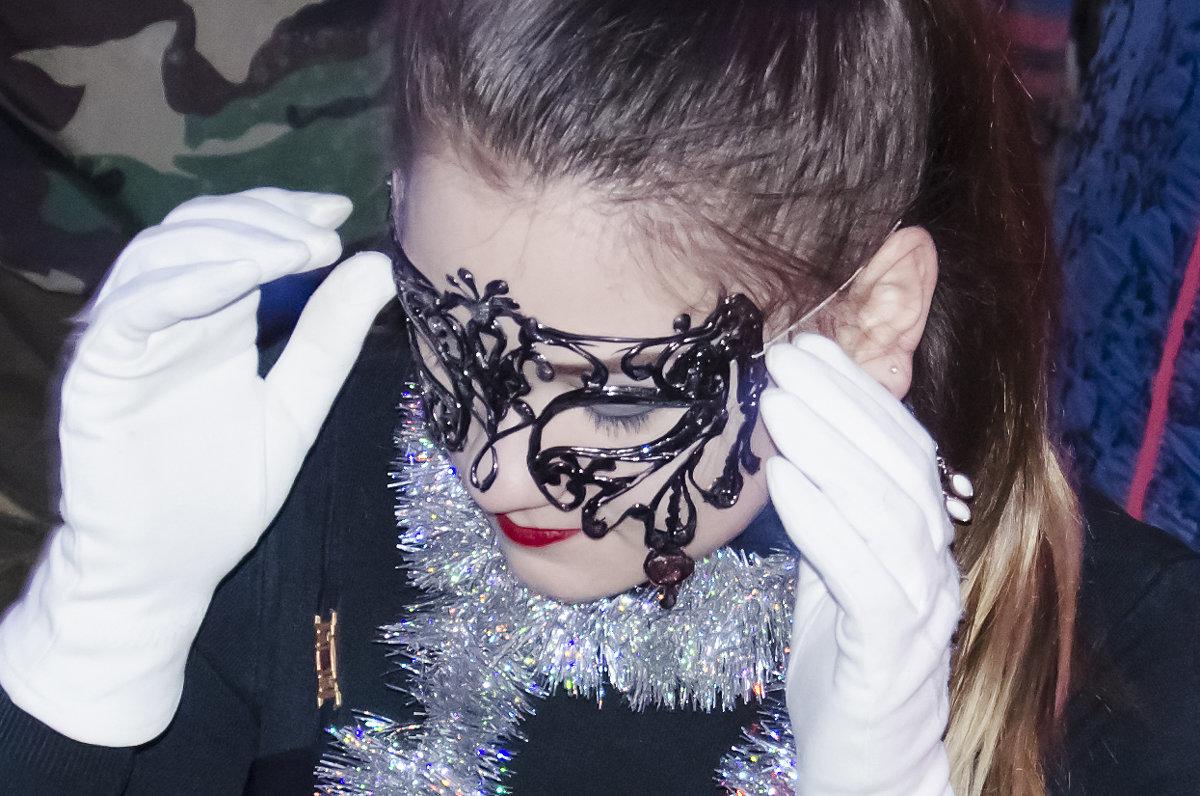 Снимая маску - Юлия