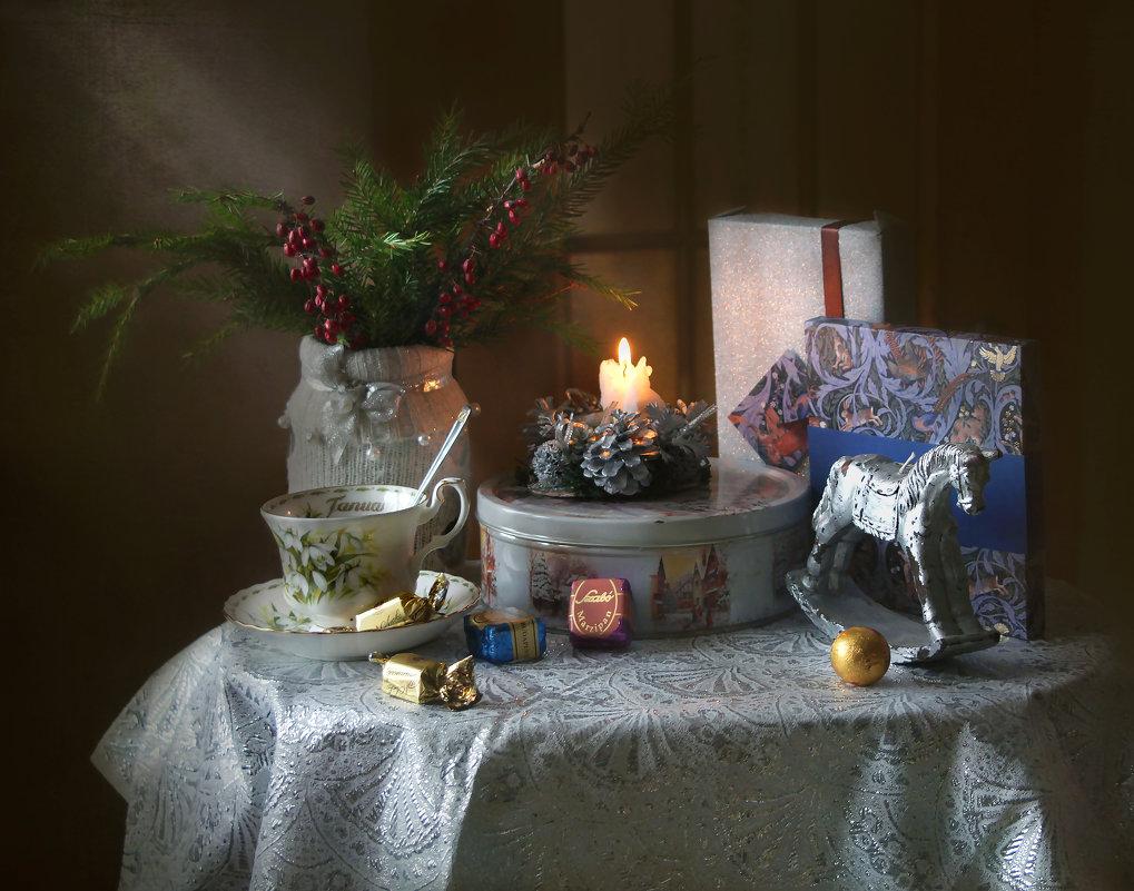 Этот Старый Новый год... - lady-viola2014 -
