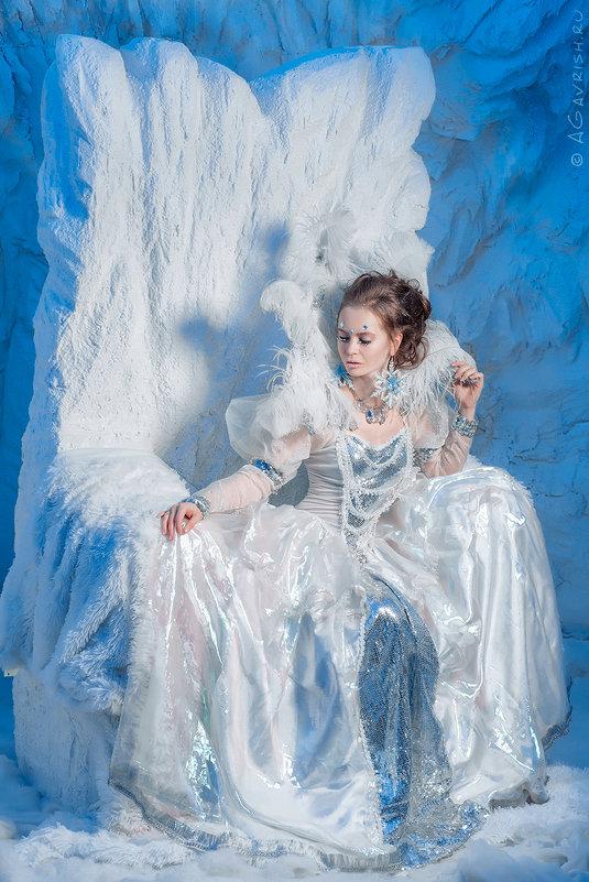 Снежная Королева - Анита Гавриш