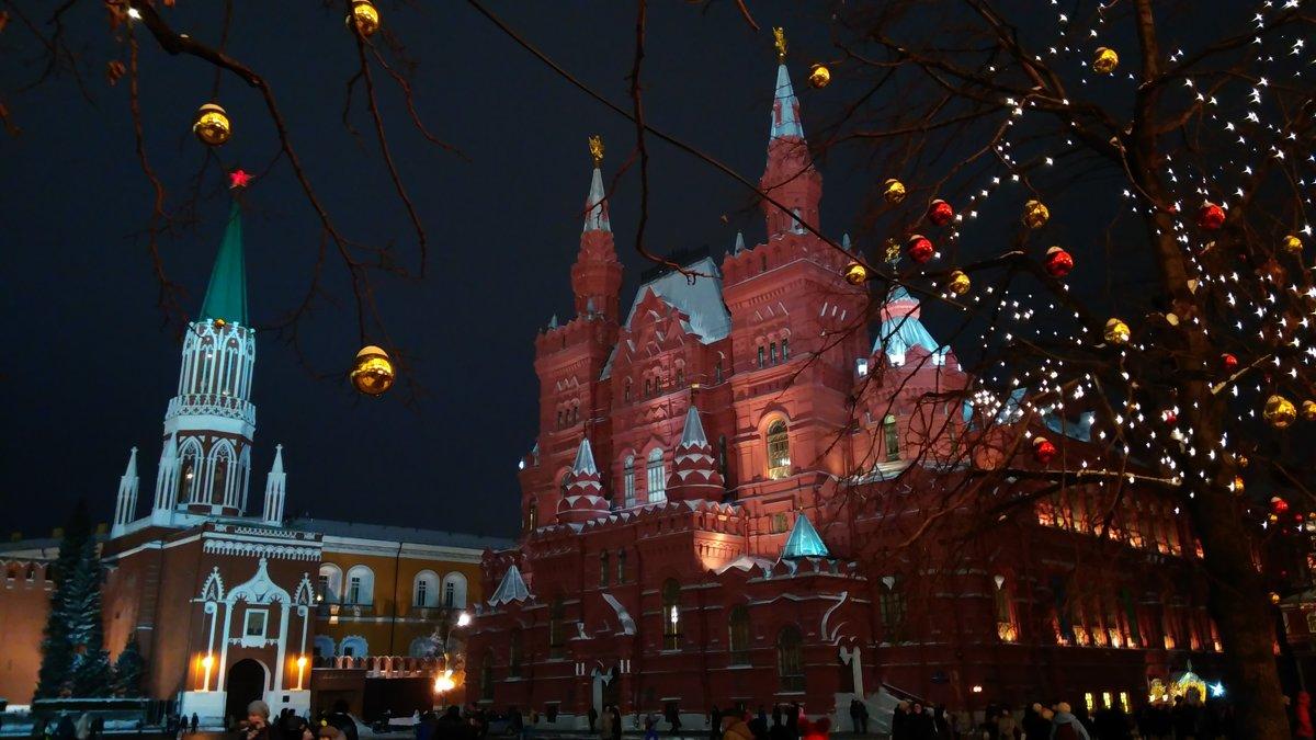 Исторический музей и Никольская башня - Татьяна Тимофеева