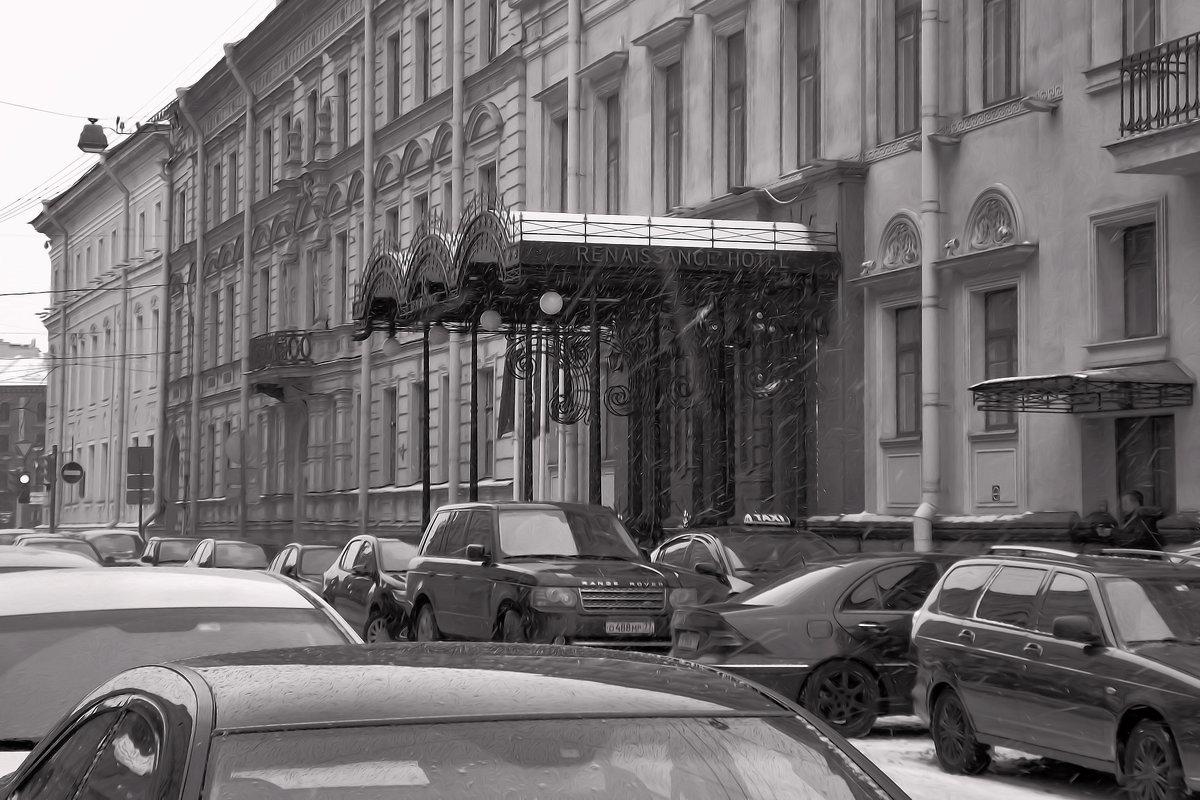 """Отель """"Ренессанс"""" в центре  Санкт-Петербурга - Фотогруппа Весна."""