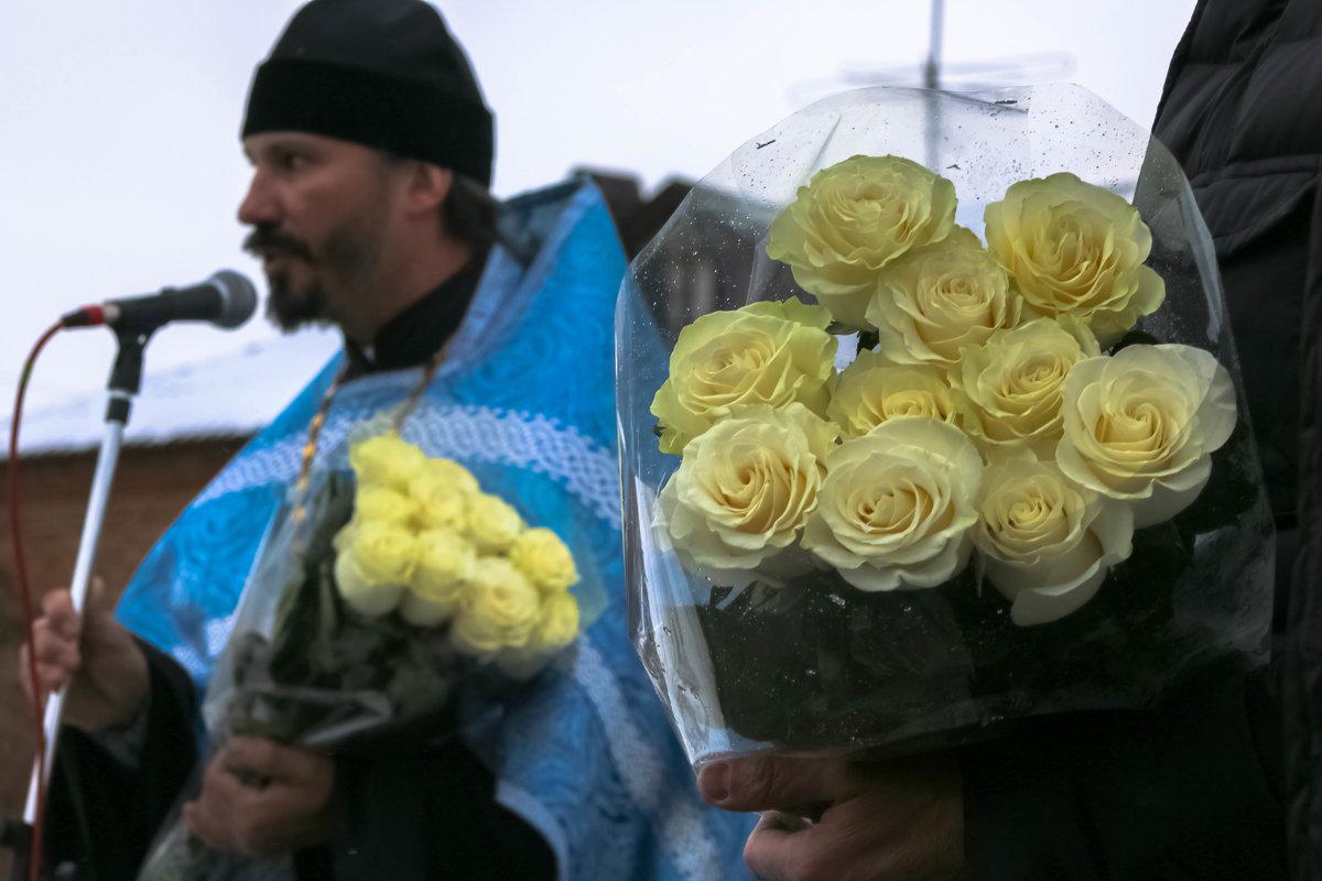 Белые розы - Вадим Лапин