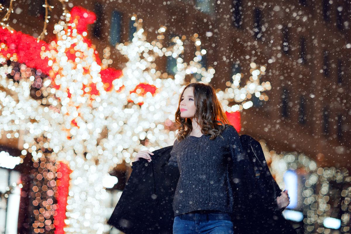 В Рождество - Ira Fet