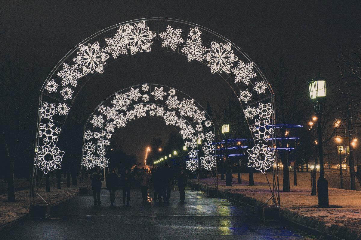 Новогодняя Москва - Александр Колесников